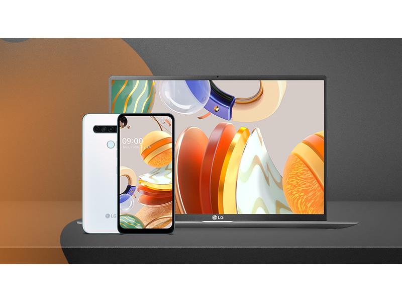 LG - jeden gram, dwa ekrany, kup ultrabook LG Gram i odbierz laptop w prezencie