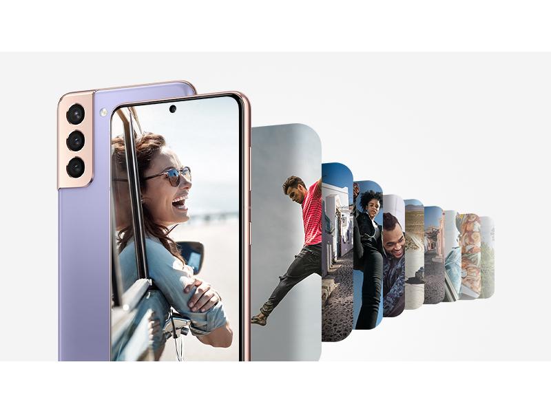 seria Galaxy S21 5G dostępna w ratach i leasingu 0%