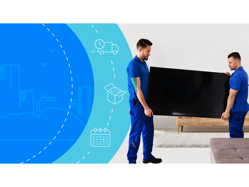 dostarczymy, wniesiemy i rozpakujemy Twój nowy telewizor za darmo