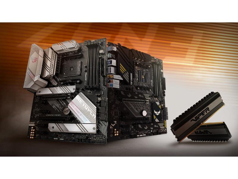kup płytę główną ASUS i dobierz pamięć RAM Patriot w obniżonej cenie