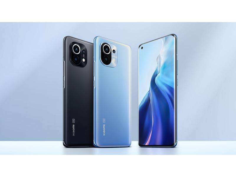 kup najnowszy smartfon Mi 11 5G i wybierz jeden z czterech prezentów o wartości nawet 1299 zł