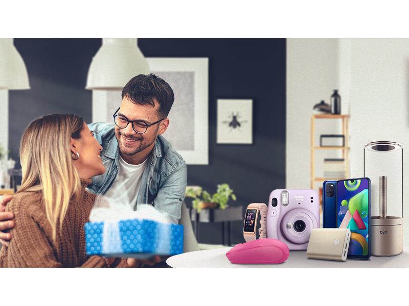 wiemy, czego pragną kobiety kliknij i wybierz idealny prezent