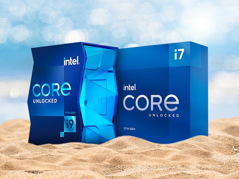 wybierz wydajny procesor Intel® i ciesz się rozrywką bez ograniczeń