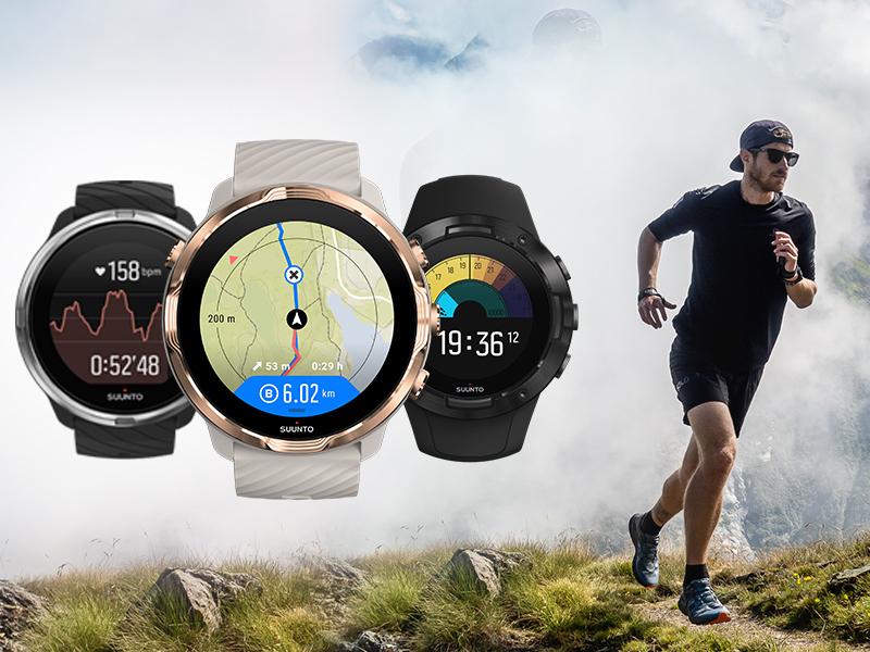 skorzystaj z promocji zegarków Suunto