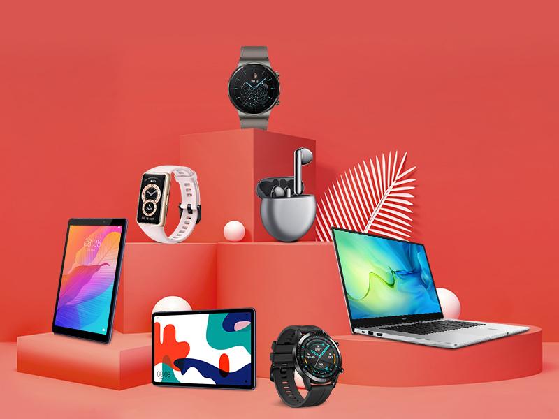promocyjny powiew lata nawet do 25% taniej na produkty Huawei