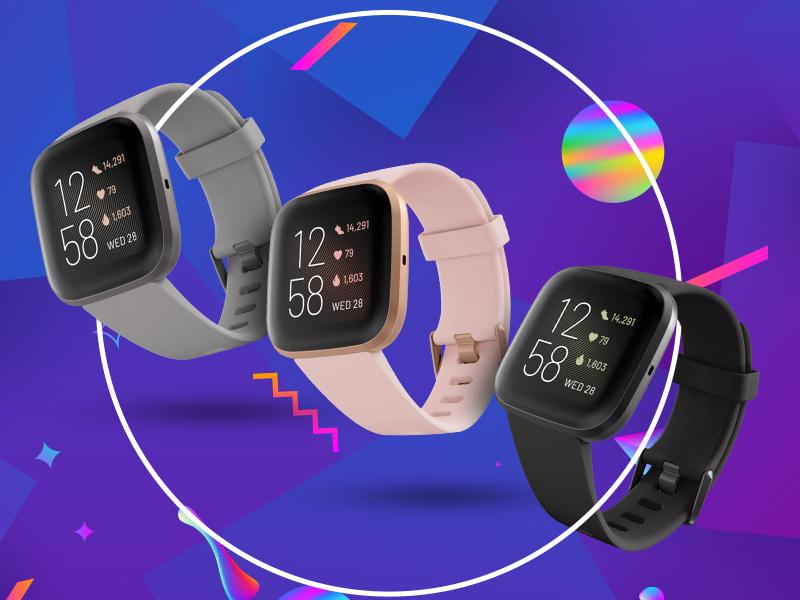 wybierz najtańszy zegarek z płatnościami na rynku - Fitbit Versa 2