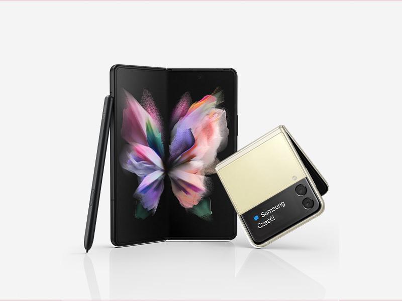 kup Galaxy Z Flip3 lub z Fold3 i zyskaj do 600 zł zwrotu
