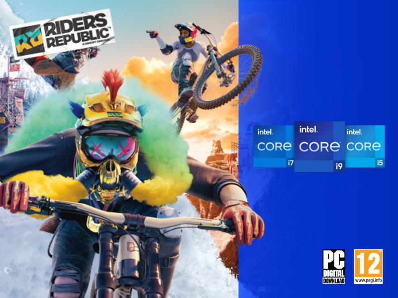 kup procesor Intel® Core™ i odbierz gry o wartości ponad 103€