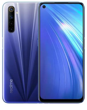 Realme 6 4+64GB Comet Blue 90Hz