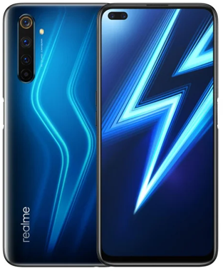 Realme 6 Pro 8+128GB Lightning Blue