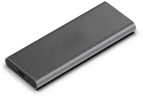 Silver Monkey Obudowa do dysku m.2 NVMe (USB-C)