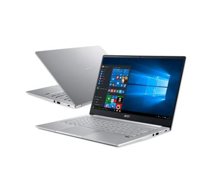 "Notebook / Laptop 14,1"" Acer Swift 3 R7-4700U/16GB/1000/W10 Srebrny"