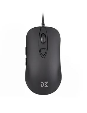 Myszka przewodowa Dream Machines DM1 S2 (12000 dpi)