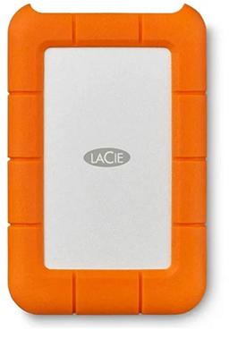 Dysk zewnętrzny HDD LaCie Rugged Mini 2TB USB 3.2 Gen. 1
