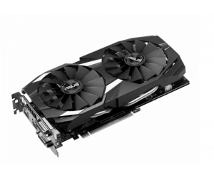 NVIDIA ASUS GeForce GTX 1050 Ti DC2 OC 4GB GDDR5