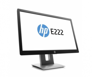 Monitor LED HP EliteDisplay E222