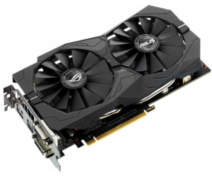 ASUS GeForce GTX 1050Ti Strix OC 4GB GDDR5