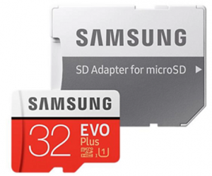 Karta pamięci Samsung 32GB microSDHC Evo Plus