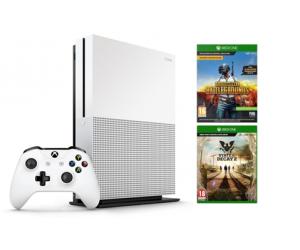Xbox Microsoft Xbox One S 1TB + PUBG + State of Decay 2