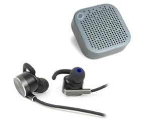 Słuchawki bezprzewodowe Snab Overtone EP-82M BT + Jukebox JB-11