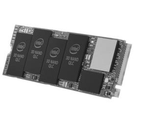 Dysk SSD Intel 2TB M.2 PCIe NVMe 660p Series