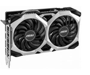MSI GeForce RTX 2060 VENTUS XS OC 6GB GDDR6