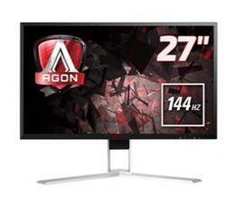 News Gamingowe monitory AOC AGON z prezentami marki Razer