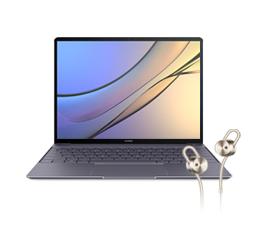 News HUAWEI MateBook X ze słuchawkami gratis