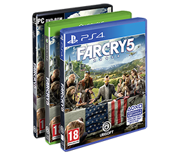 News Ty kontra Bramy Edenu. Graj w Far Cry 5