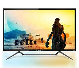"""News Philips Momentum – monitor 4K 42,5"""" nie tylko dla profesjonalistów"""