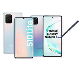 News Powitaj Galaxy Note 10 Lite i Galaxy S10 Lite