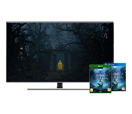 Zanurz się w świat Little Nightmares 2 z wybranymi telewizorami Samsunga
