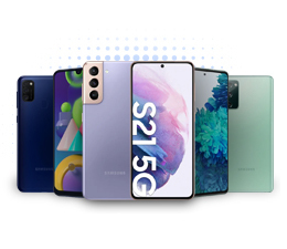 Kup smartfon Samsung w ratach 0%