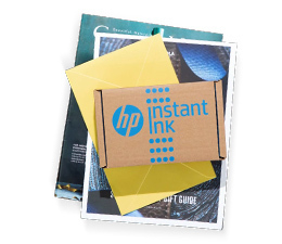 Odkryj usługę HP Instant Ink i odhacz zakup tuszu do drukarki z listy zadań