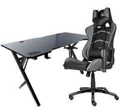 Gamingowe fotele i biurka Silver Monkey nawet 30% taniej