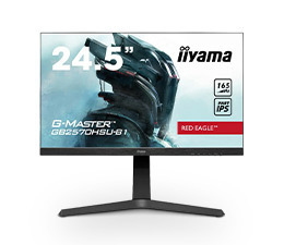 iiyama G-Master GB2570HSU Red Eagle – (nie) tylko dla gamingowych orłów