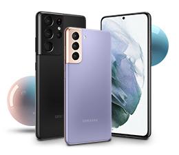 Samsung Galaxy S21 5G w odkupie z rabatem 400 zł i nie tylko