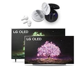 Kup telewizor LG i odbierz słuchawki gratis