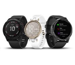 Rozpocznij przygodę z wybranym zegarkiem Garmin i odbierz przedłużenie gwarancji do 3 lat