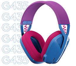 Przedsprzedaż słuchawek Logitech G435. Kup je teraz i odbierz swój gratis