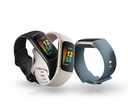 Chwyć opaskę Fitbit Charge 5 w przedsprzedaży i zaoszczędź
