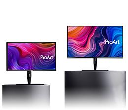 Poznaj monitory ASUS z serii ProArt  gotowe na każdą Twoją wizję