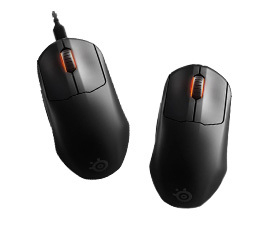 Kultowa myszka w mniejszym wydaniu. Oto SteelSeries Prime Mini