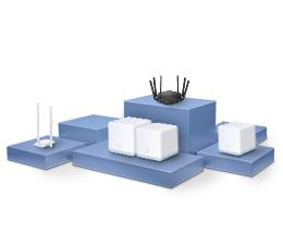 Poznaj urządzenia sieciowe Mercusys i ciesz się stabilną oraz szybką siecią Wi-Fi