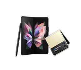 Tanio, coraz taniej – kup smartfon Samsung Galaxy Z Fold3 | Z Flip3 i płać mniej za każde wydane 500 zł