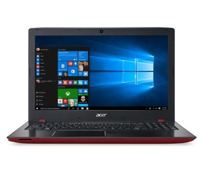 Acer E5-575G i3-6006U/8GB/500/Win10 GT940MX czerw. -339630 - Zdjęcie 2