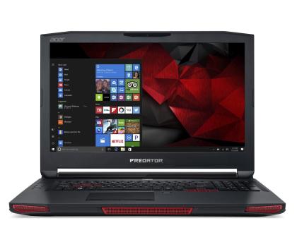Acer GX-792 i7-7820HK/16GB/512+1000/Win10 GTX1080-357708 - Zdjęcie 2