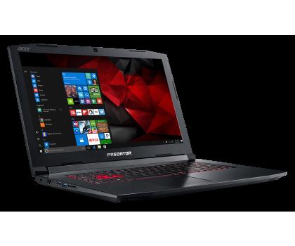 Acer Helios 300 i7-8750H/16GB/240+1000/Win10 GTX1060-434901 - Zdjęcie 4