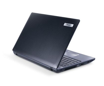 Acer TM5744 i3-380M/4GB/500/DVD-RW-121329 - Zdjęcie 1