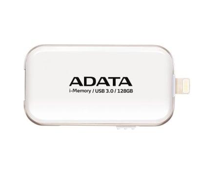 ADATA 128GB i-Memory UE710 white (USB 3.0)  (AUE710-128G-CWH)